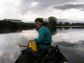 Guen canoeing 2009