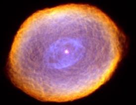 Spirograph Nebula from NASA