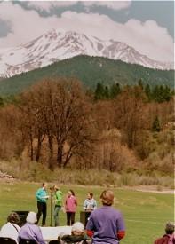 Shastice Park in Mount Shasta, CA